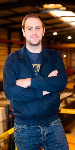 Julien P. - chef d'atelier à BUCHELAY