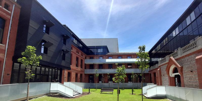 Résidence Campus Saint Michel trois bâtiments